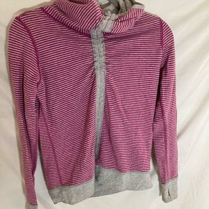 Lululemon reversible sweater